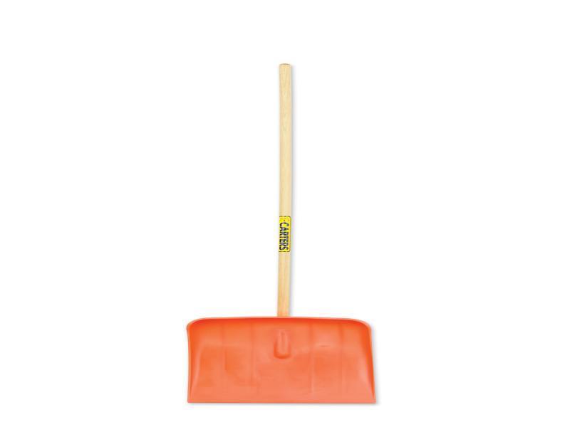 Shovel Heaveyduty Orange Scoop